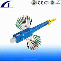 Factory Sale High Quality SC/LC/FC Fiber Optical Patch Cord SM MM