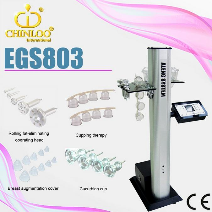 EGS803 cupping therapy for breast enlargement multifunctional breast enhance device