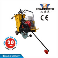 CE Certified Mikasa Asphalt Cutting Machine with diesel petrol engines