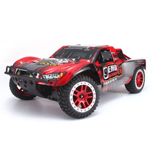 RC Car 1/10 brushless electric 4WD 2.4G RC 4x4 hobby truggy trucks car remo hobby slash