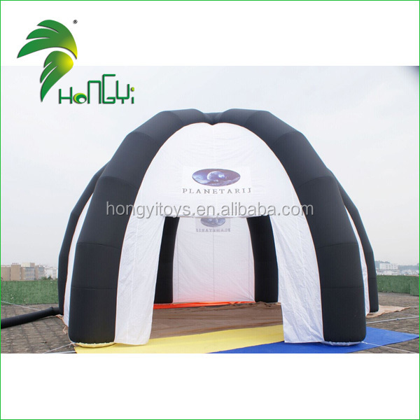 New design custom digital printing inflatable tent for advertising 1