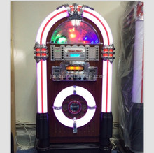 Professional American juke box with home AM/FM radio/ MP3 USB/CD player / Bluetooth Speaker