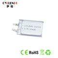 3.7V 300mah 602030 rechargeable lithium polymer battery