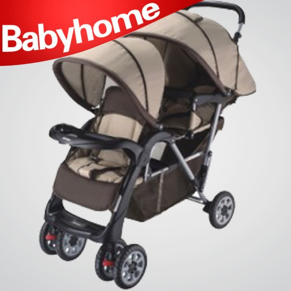 high quality twin baby stroller