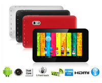 Global hot sales! android 4.2.2 allwinner a20 child tablet