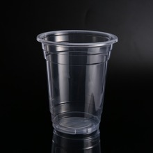 Top Sale Guaranteed Quality 420ml Pp/Pet Disposable Plastic Cup