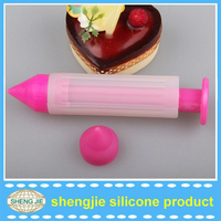 Food grade silicone mould for decorating cakes