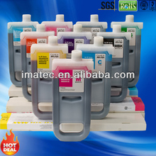"Compatible Canon PFI701 Ink Cartridge PFI-702 for Canon iPF8000/8000S - 700ML, Plug n"" Play"