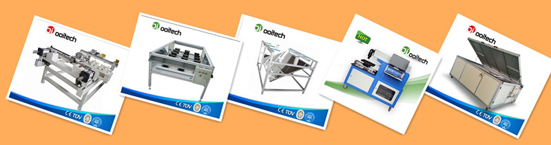 OOITECH Small Oil Heated Semi Automatic Small solar panel laminating equipment
