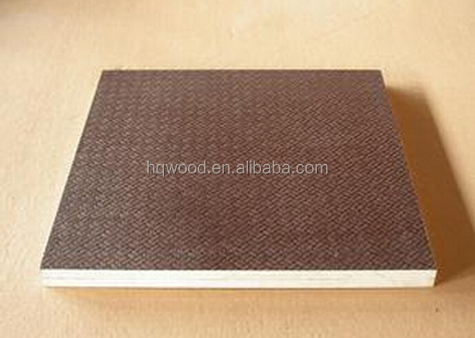 antislip phenolic film faced plywood for construction