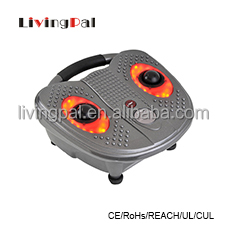 vibration infrared heating foot massager with different program