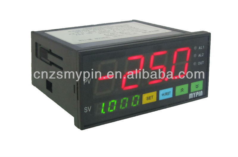 Mypin brand Load cell input weight controller with relay outputLM8E-RRD-12V