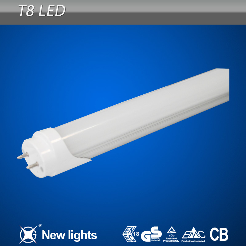 14w high lumen t8 red tube tuv tube led tube 8