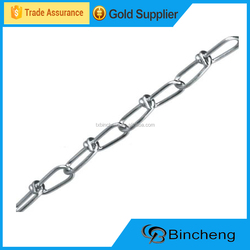 DIN 5686 knotted chain dog chain