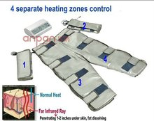 PH-2A new products FIR thermal heating sauna suit