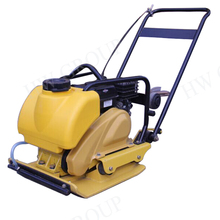 Robin engine hand roller compactor stone plate compactor