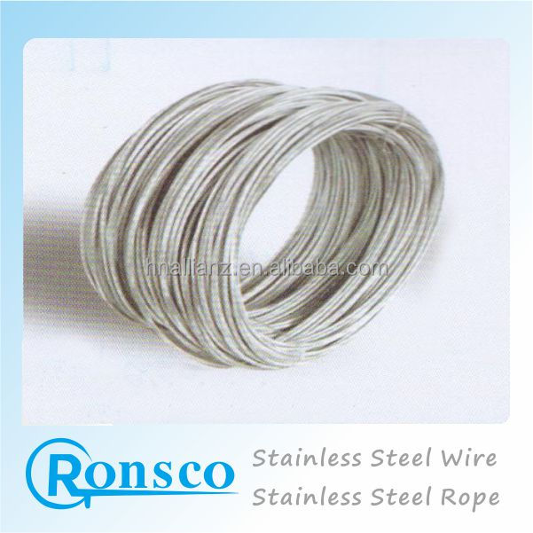 ASTM A312 10 Gauge Stainless Steel Wire For Buyers