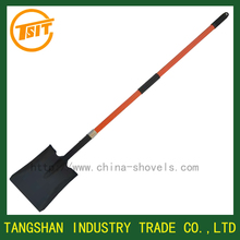 types of steel spade shovel