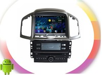 Pure android 4.4 car dvd For CHEVROLET Captiva RDS ,GPS,WIFI,3G,support OBD,support TPMS