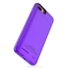 Wholesale perfect design battery backup power case for iphone 7