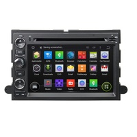 V.S.T Android 4.4 A9 Dual Core Mirror Link Capacitive Touch Screen Car dvd radio for Ford Fusion