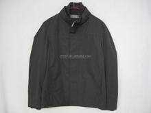 2016 <strong>mens</strong> fashion nylon oxford plain hidden hood zipper jacket