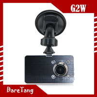 Factory direct 170 degree 5M CMOS G-sensor 1080P G2W car dvd player with reversing camera