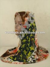 2012 new style wholesale muslim islamic hijab,shawls and scarves