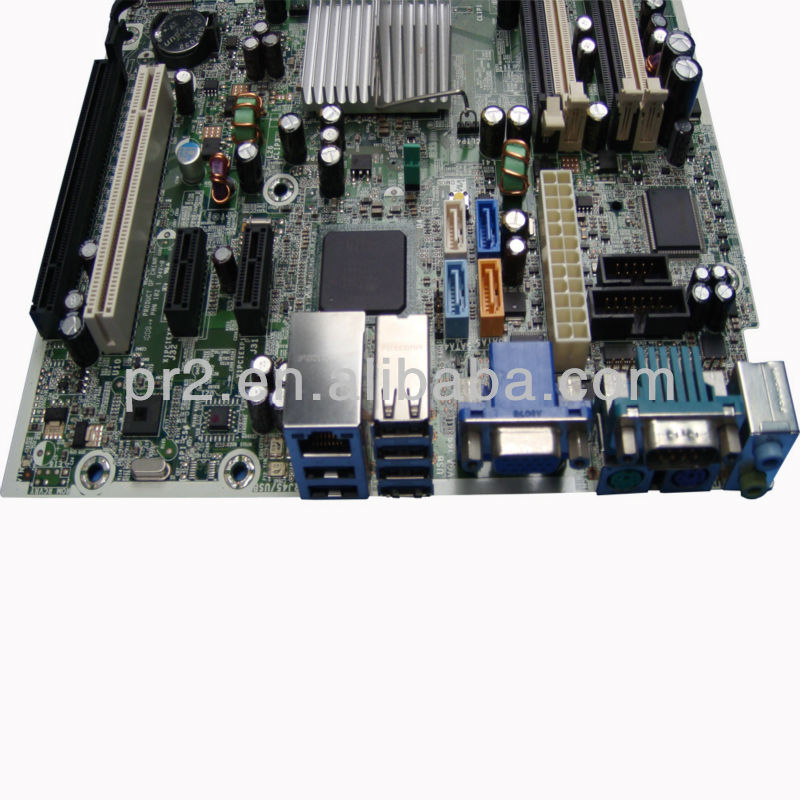 Computer logic board for HP dc5800 SFF