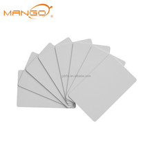 low cost access control contactless proximity RFID blank PVC smart cards
