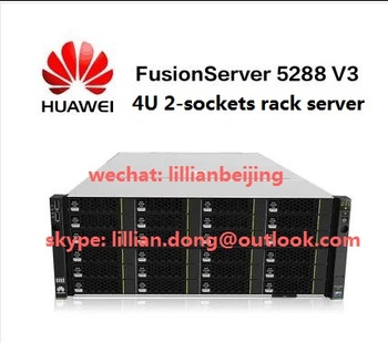 HUAWEI Fusion Server RH5288 V3 4U Rack Server 2-Socket with Intel Xeon CPU