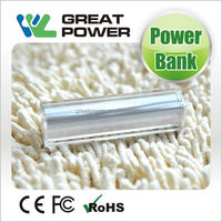 Top grade promotional 2600mah golf mobile power bank