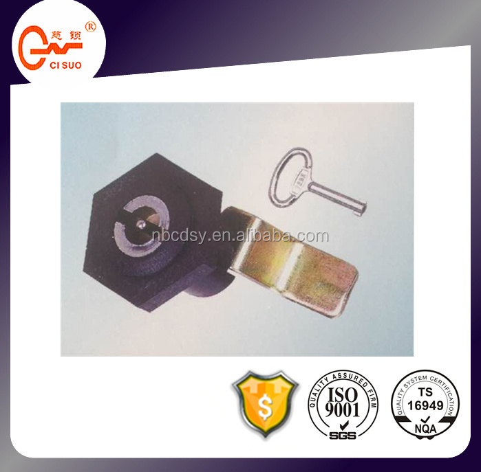 2016 GCS cylinder lock,tube key