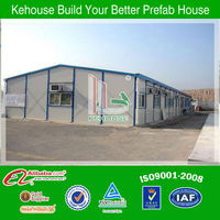 steel structure pig house with exquisite low cost sandwich panel