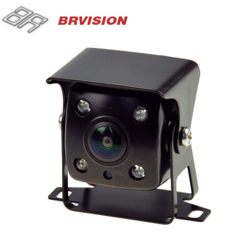 BRvision Mini Compact supper wide angle Camera with 4P lock connector for vechile
