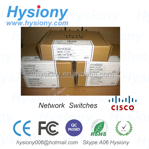 Cheaper Cisco used cisco switch Original Brand New Cisco 3560 series Switch