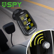 Wireless truck tpms tire pressure monitoring system 6 external sensors
