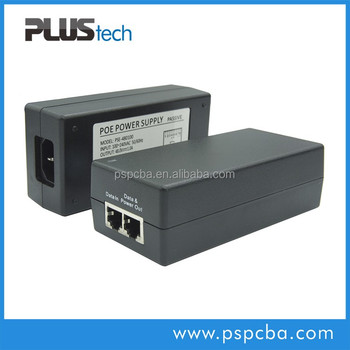 56v 0.65a 802.3at POE power adapter
