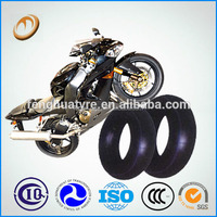 chinese motorbike spare part natural rubber inner tube for motocross 325/350-18 motorcycle inner tube 18