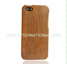 For iphone 4S wooden case