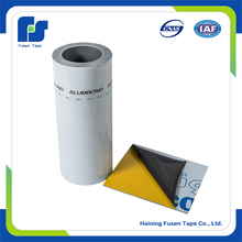 Customized Size Black and white PE LDPE LLDPE film for ACP surface protection