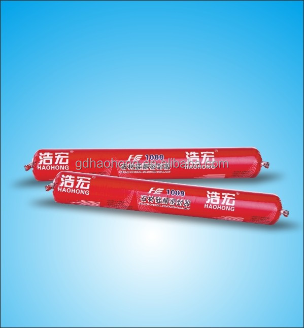 Expansion joint silicone sealant
