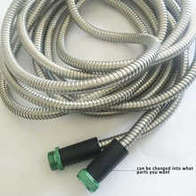 nice price Stainless Steel Garden Hose best triple latex garden hose with extra strength
