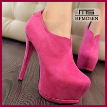 S4261 fashion shoes wholesale women's pumps 2013 new korean stylish platform shoes ladies high heels