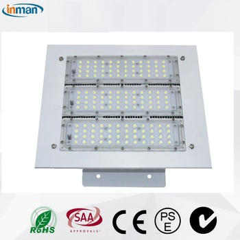 High lumen bridgelux outdoor ip65 aluminum 80w led flood light housing