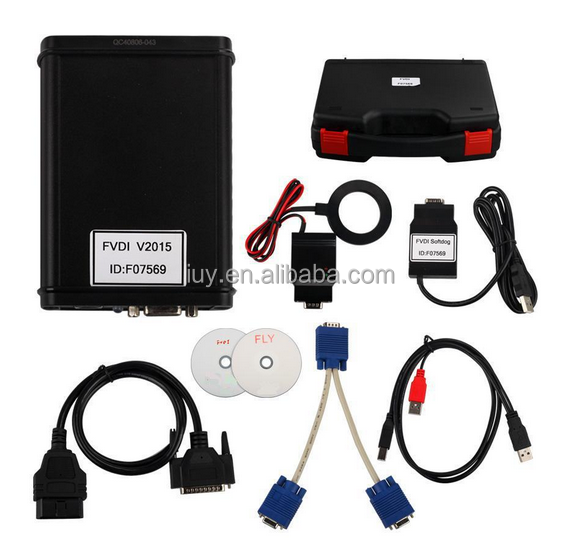 Best Quality FVDI ABRITES Commander forchrysler jeep and dodge diagnostic tool for chrysler key programmer