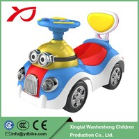 Newest ride on car cheap plastic toy car for big kids