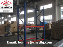 Heavy Duty Drive-In Pallet Rack for Warehouse Storage Big Size Rack For Storage