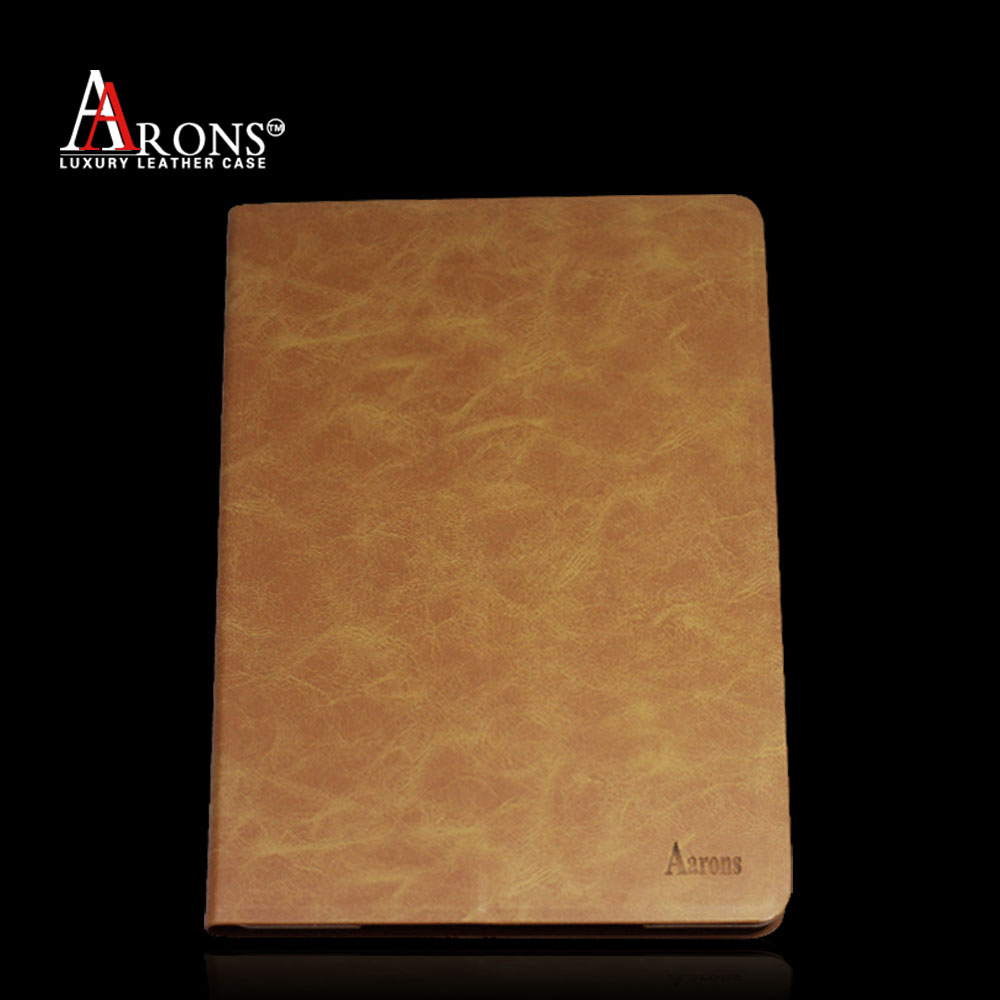 Wholesale tablet genuine leather case cover for ipad air