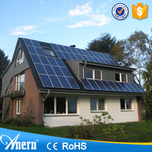Reliable 2KW Off-grid Solar Power 220 Volt System with Grid Power Switch